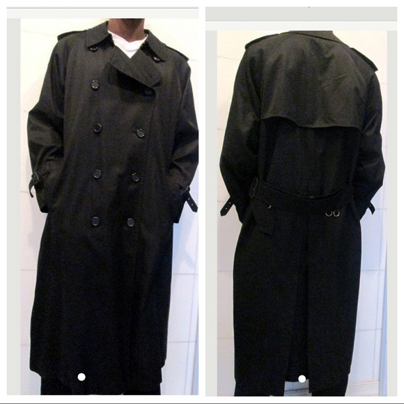top-rated fashion great deals 2017 official photos Burberry Men's Vintage Trench coat in black B